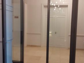 Portes vitrées non sécurisées