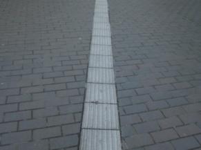 Ligne guide de l'entrée