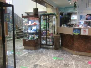 Guichet du Musée/Aquarium