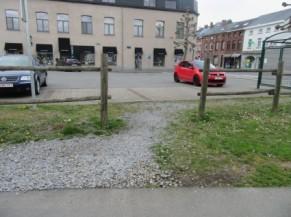 Parking adapté - Genappe