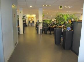 Salle d'accompagnement des demandeurs d'emploi