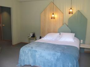 La Libellule, chambre adaptée
