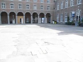 Cour intérieure du musée
