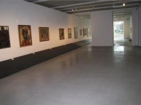Salle de l'exposition permanente