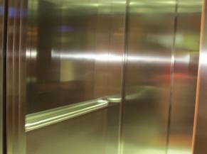 La Libellule, ascenseur