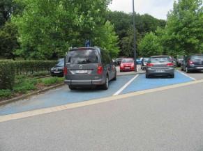 Stationnement - Parking de la Gileppe