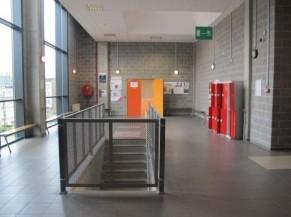 couloir/casiers