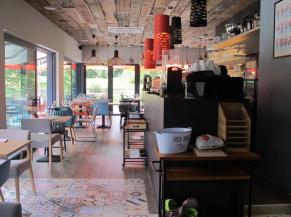 La Libellule, restaurant