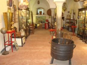 Seconde salle du musée