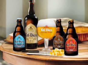 Affiche des bières disponibles