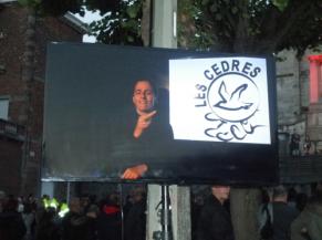 traduction en langue des signes sur écran