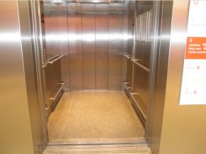 Cage d'ascenseur