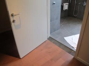 Chambre PMR (salle de douche)