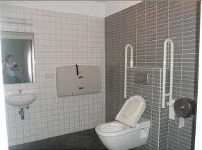 wc adapté au sous sol