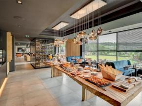 R-Hôtel-Remouchamps buffet de petit déjeuner