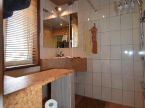 Salle de douche Savane en été